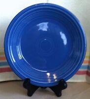 Fiestaware Lapis Salad Plate Fiesta Blue Small Plate