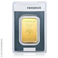 20 Gramm Goldbarren Kinebar Heraeus Gold 999,9 Feingold Barren Kinebarren