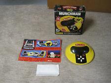 1981 MUNCHMAN Tomy Pac MAN Vintage Electronic Handheld  tabletop Video game