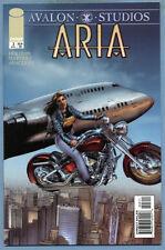 Aria #3 1999 Brian Holguin Image Avalon Studios Comics