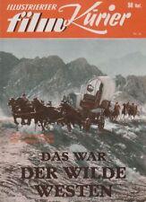 DAS WAR DER WILDE WESTEN (MFK 16, '63) - CARROLL BAKER / LEE J. COBB