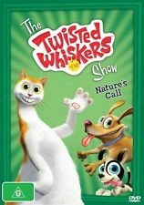 F7 BRAND NEW SEALED The Twisted Whiskers Show -  Nature's Call Vol 4 (DVD, 2011)