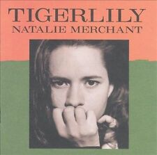 Natalie Merchant Tiger Lily CD
