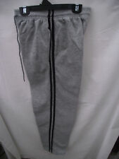 ~BNWT Ladies Sz 12 Hot Grey/Black Hipster Track Pants~