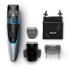 Philips BeardTrimmer Series 7000 Regolabarba con Sistema Aspirante Bt7210/15