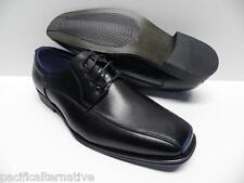 Chaussures ville noir pour HOMME taille 39 costume mariage soirée NEUF #TS-A17