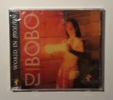World in Motion - DJ BOBO - CD