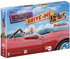 The Diners, Drive-Ins, Dives Collection NEW R4 DVD