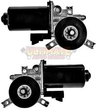 Front Power Window Motors Pair LH RH for 97-05 Chevy Venture