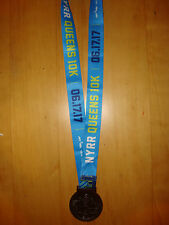 ** NEW ** 2017 Queens 10K Finisher's Medal * NYC * NYRR Flushing Meadows Park
