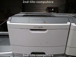 lexmark 4513 E260 Black Mono A4 33 PPM USB Laser Imprimante Printer B/W