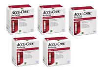 Accu-Chek Performa 500 Test Strips(5 Boxes x 100 Each) Exp April 2020 MadeIn USA