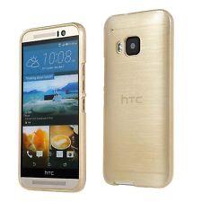 HTC Oberschalen und Designfolien in Gold für Handy