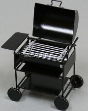 RC Truck 1/10 Scale Accessories METAL BARBECUE BBQ GRILL Outdoor Camping