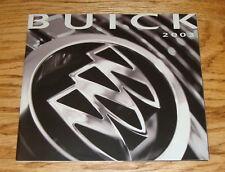 Original 2003 Buick Full Line Sales Brochure 03 Regal Century Rainier LeSabre