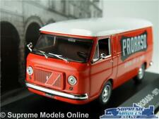 FIAT 238 MODEL VAN 1:43 SCALE PRORASO IXO 1973 ITALY RED K8