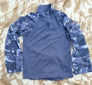 British Army OPFOR Blue DPM UBACS Shirt Combat Camo MTP Enemy (ref3)