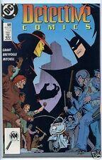 Detective Comics 1937 series # 609 near mint comic book