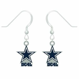 Dallas Cowboys DC4L NFL Earrings