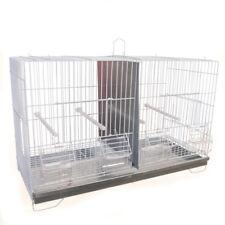 Cage l'élevage de 60 mètre couleur blanc pour Oiseaux, Canaris et Perruches