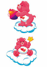 Care Bears Iron On Transfers Love a Lot Bear