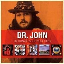 "DR. JOHN ""ORIGINAL ALBUM SERIES"" 5 CD NEU"