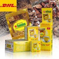 Samahan Aurvedic Natural Herbal Sri lankan drink for Cough & Cold Herbal Tea DHL