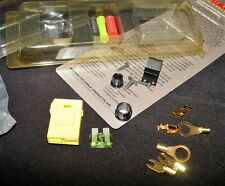 New listing Atc Fuse 30 Amp Fuseholder Terminals & Hardware Monster Cable Power Kit🚘🔧👀💎�