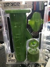 Ence water pipe mold & kit 2.0 Green
