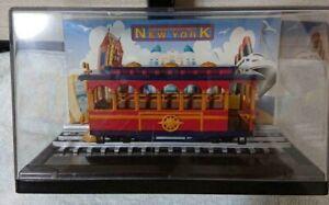 Disney Sea Electric Railway Die Cast Model Authentic Mint japan first shippig