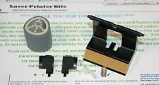 HP LASERJET 5L 6L PAPER JAM REPAIR KIT + ROLLER + CD VIDEO DIRECTIONS USA SELLER
