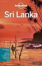Lonely Planet Reiseführer Sri Lanka von Ryan Ver Berkmoes (2015, Taschenbuch)