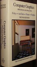 Computer Graphics : Principles and Practice by James D. Foley (1990, Hardcover)