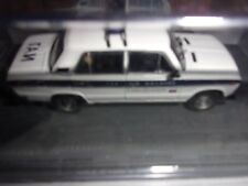 1/43 LADA VAZ-2106 POLICE GOLDENEYE JAMES BOND 007