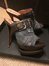 Gianmarco lorenzi high heeled shoes