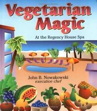 Vegetarian Magic: At the Regency House Spa