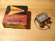 NOS MOPAR 1960 ALL MODELS A/C THERMAL SWITCH W/DEALER INSTALLED A/C NIB!!!