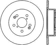 Disc Brake Rotor-C-TEK Standard -Preferred Rear Centric fits 88-91 Subaru XT
