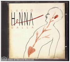 LUCIO DALLA - HENNA CD APERTO