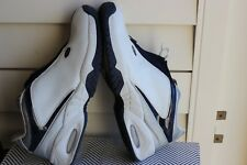 APEX Walking Shoes White Leather Uppers US 13 Medium Mens Athletic