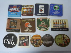 Cool collection of 44 coasters