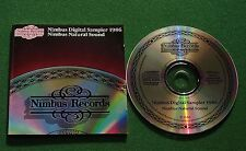 Nimbus Digital Sampler 1986 Ravel Chopin Haydn Butterworth Albinoni Weber + CD