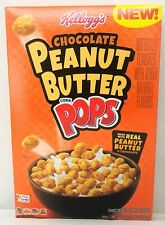 Kellogg's Chocolate Peanut Butter Corn Pops Sweetened Corn Cereal 10.5 oz
