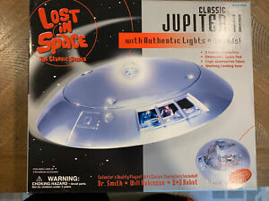1998 Classic Lost In Space Jupiter II Trendmasters 2 New In BOX NIB Never Opened
