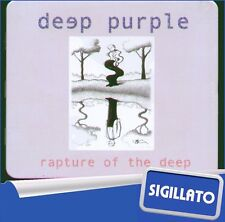 "DEEP PURPLE "" RAPTURE OF THE DEEP "" CD METAL BOX SIGILLATO (EDEL 2005)"