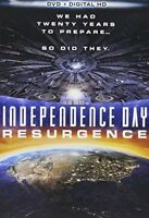 Independence Day: Resurgence [Blu-ray] [DVD][Region 2]