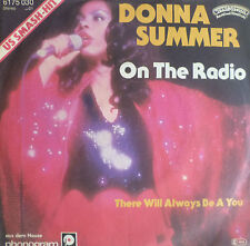 """7"""" 1979 KULT IN MINT- ! DONNA SUMMER : On The Radio"""