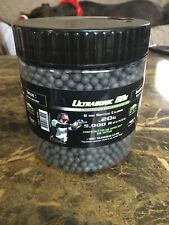 New listing Ultrasonic Air Soft BBs 6mm .20g ~5000 Rounds Soft Air And Super Soft