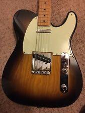 Fender Telecaster/Esquire Mim Plus Hardcase