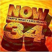 Now That's What I Call Music 34: 2CD | 1996. New & Sealed. (Next Day Delivery).